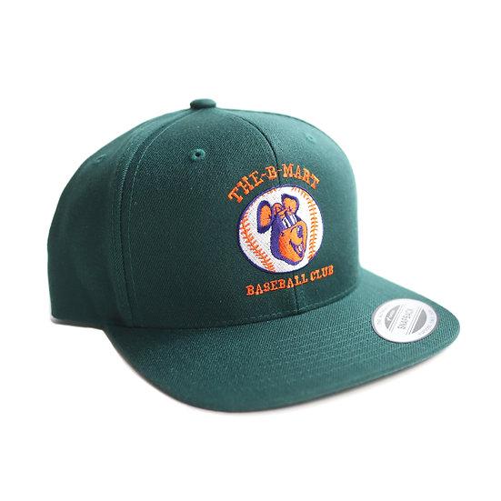 -B- TEAM CAP D.GREEN