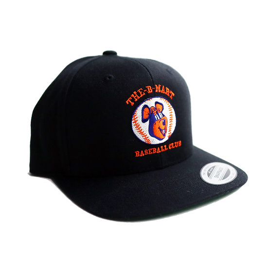 -B- TEAM CAP BLACK