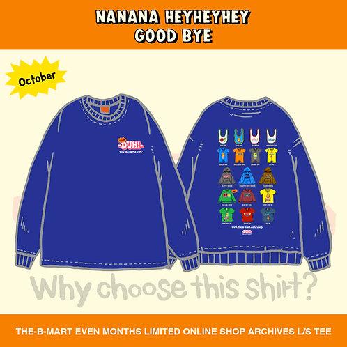 DUH!-why choose this shirts?? L/S Tee