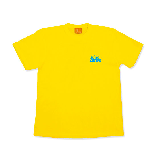 Beauty Spot BeBe // BeBe's MART T-Shirts Yellow