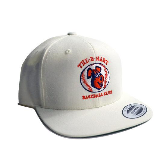 -B- TEAM CAP NATURAL
