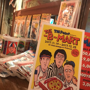THE-B-MART #001 in FRAMES NAKAMEGURO
