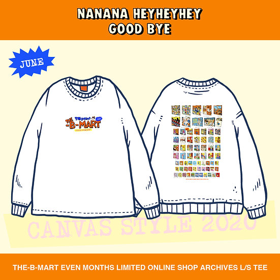 CANVAS STYLE L/S TEE