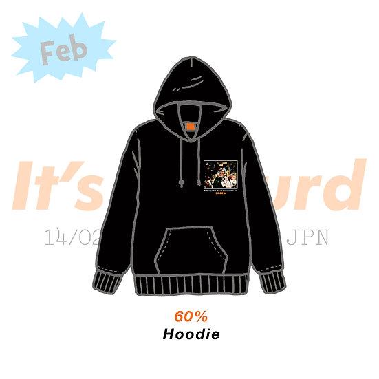 60% Hoodie