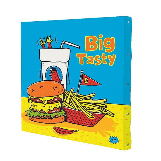 BiG TASTY! (330mm×330mm)