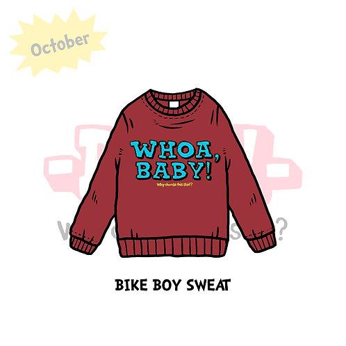 BIKE BOY SWEAT