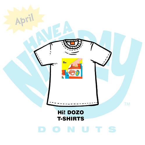 Hi! DOZO T-SHIRTS