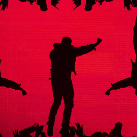 Kanye West for DONDA / BET ICON Awards