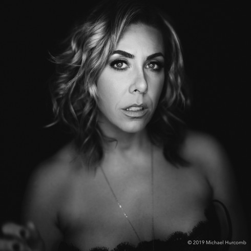 Amanda Rheaume album artwork