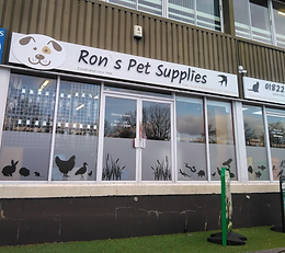 Ron's Pet Shop