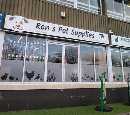 Ron's Pet Shop