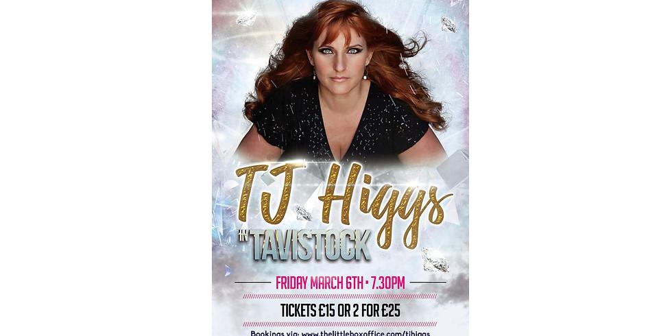 An Evening with TJ Higgs in Tavistock