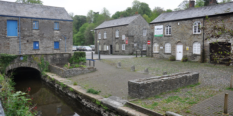 Tavistock Heritage Trust - Guided Walk - Tavistock Wharves
