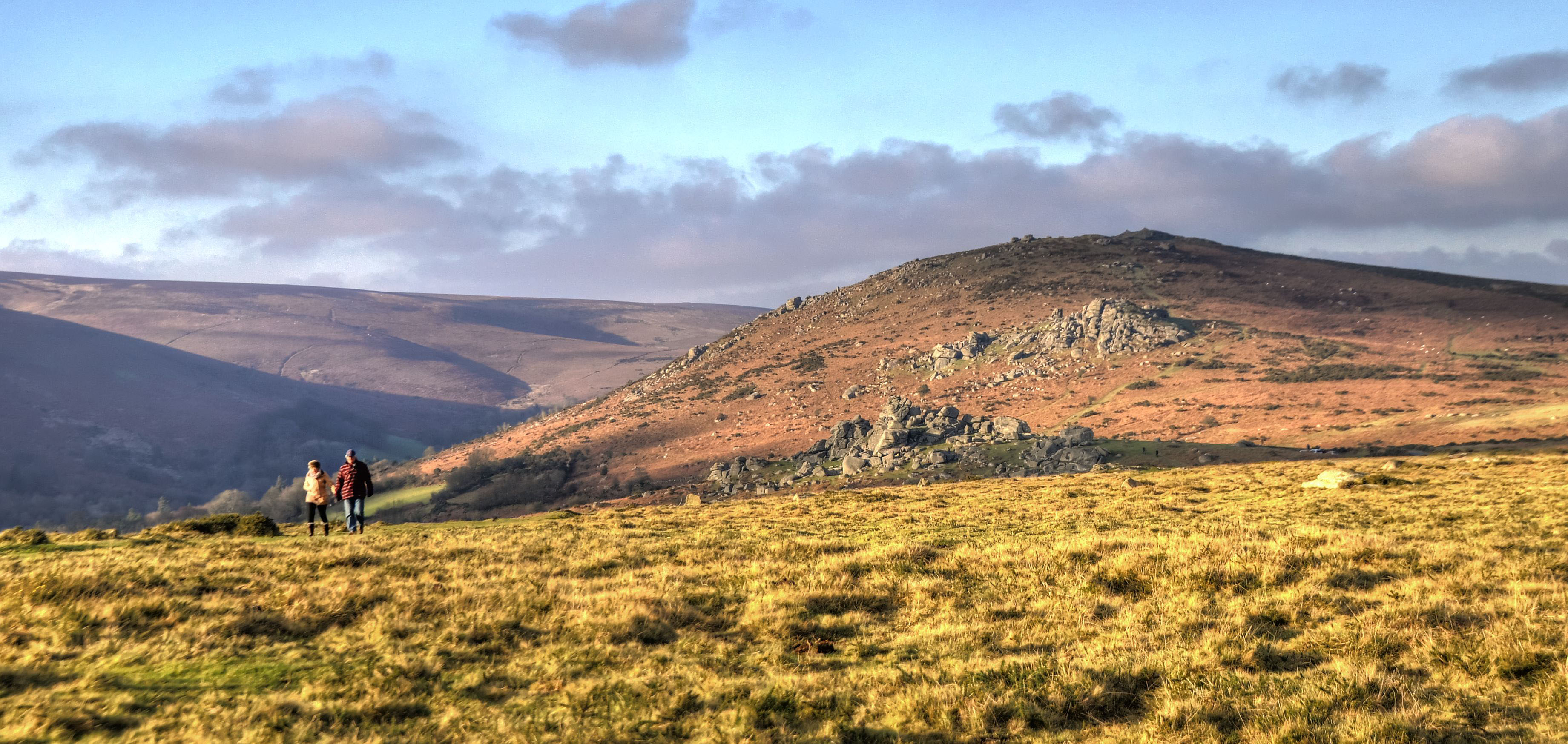 Walking on Dartmoor