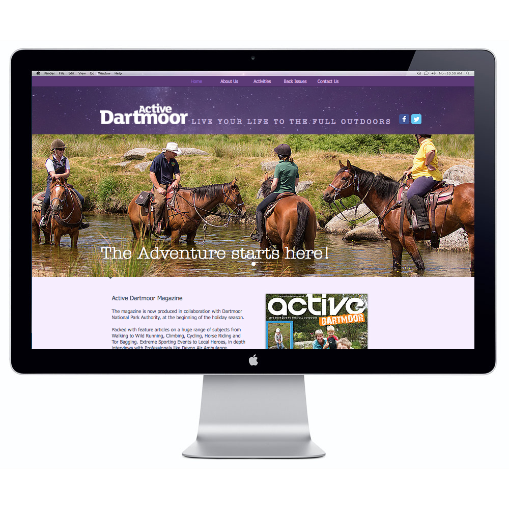Active Dartmoor