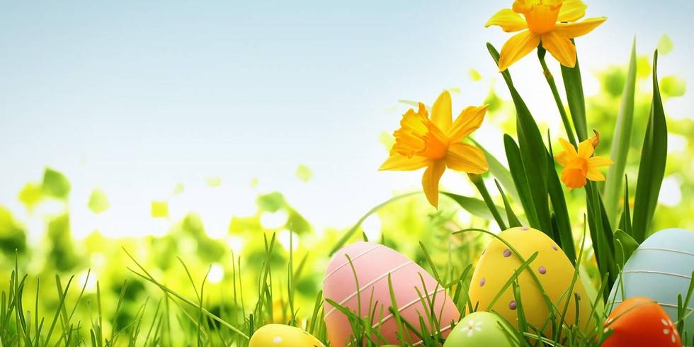 All Saints Church Easter Fare