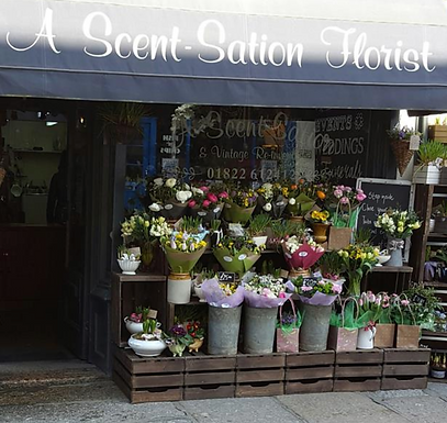 A Scent-Sation Florist