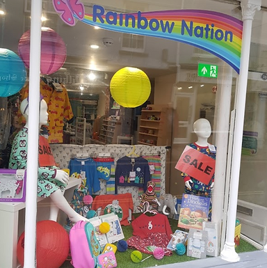 Rainbow Nation Clothing
