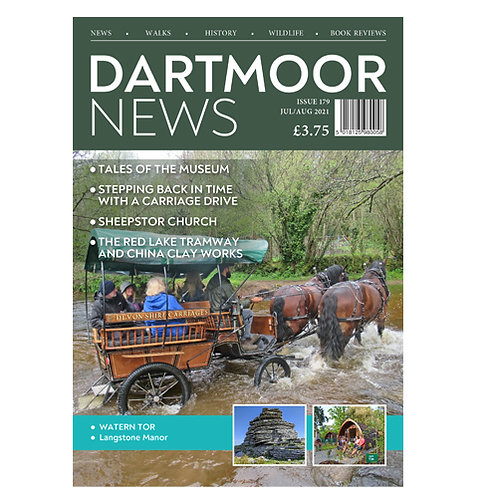 Dartmoor News current issue