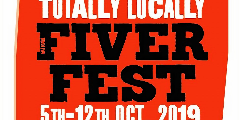 THE TOTALLY LOCALLY FIVER FEST