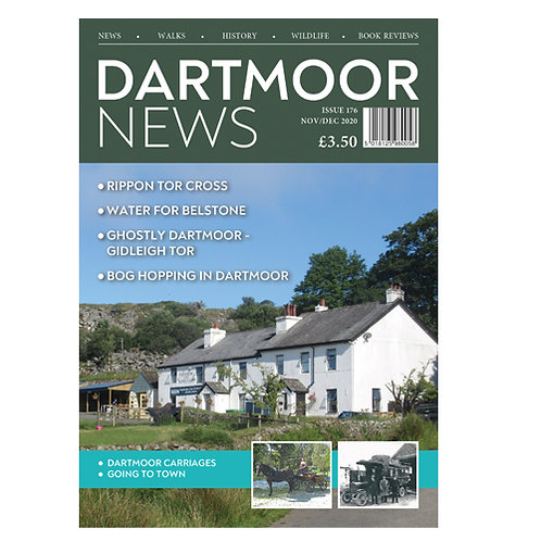 Dartmoor News (Overseas Subscription for one year)