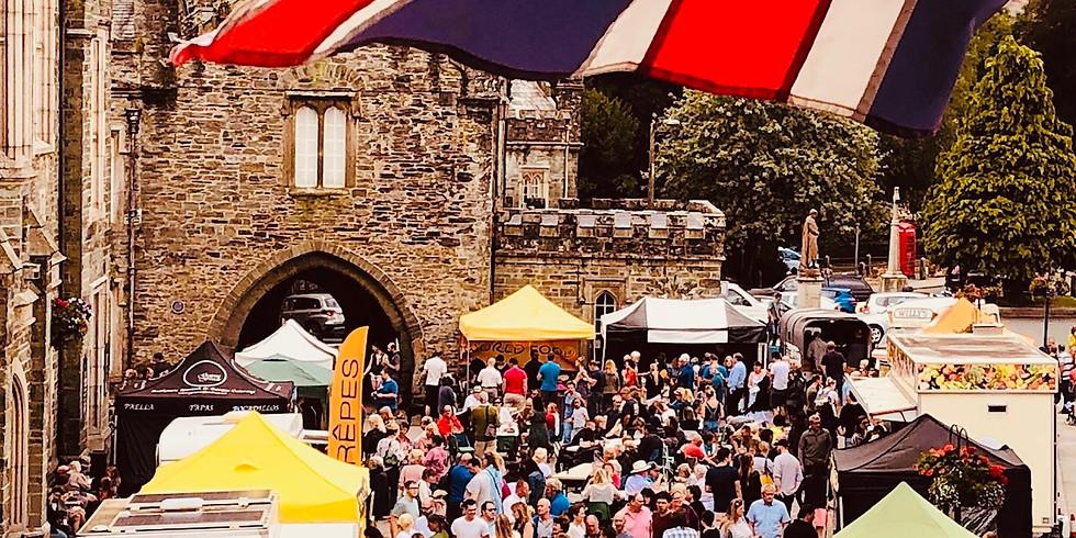 Tavistock Street Food Festival