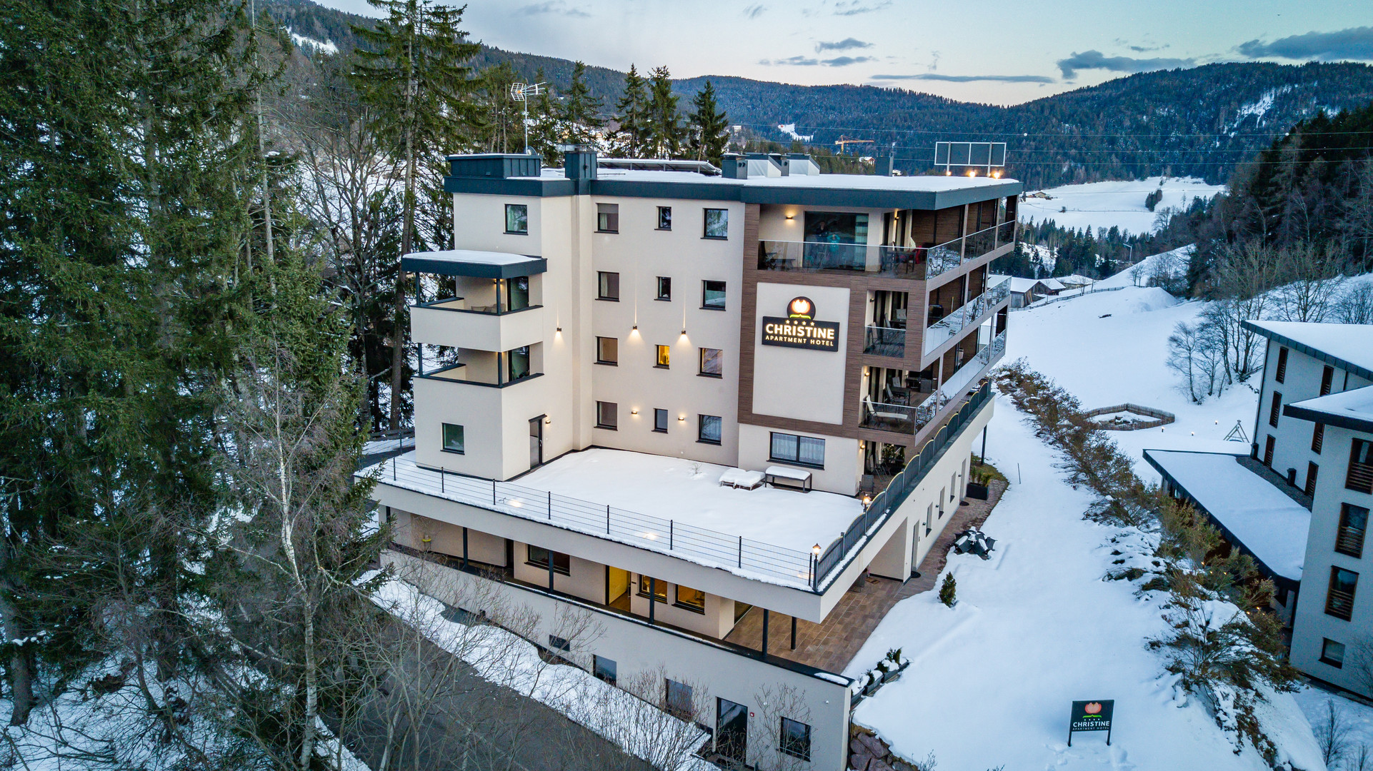 Apartment Hotel Christine