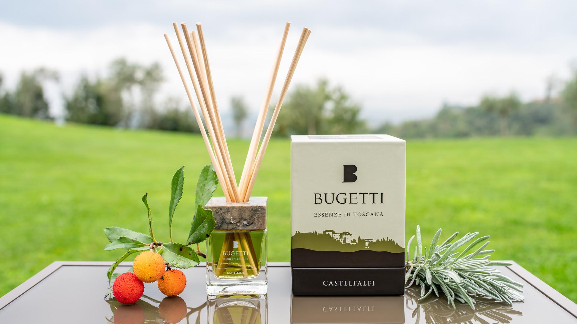 Bugetti x Castelfalfi