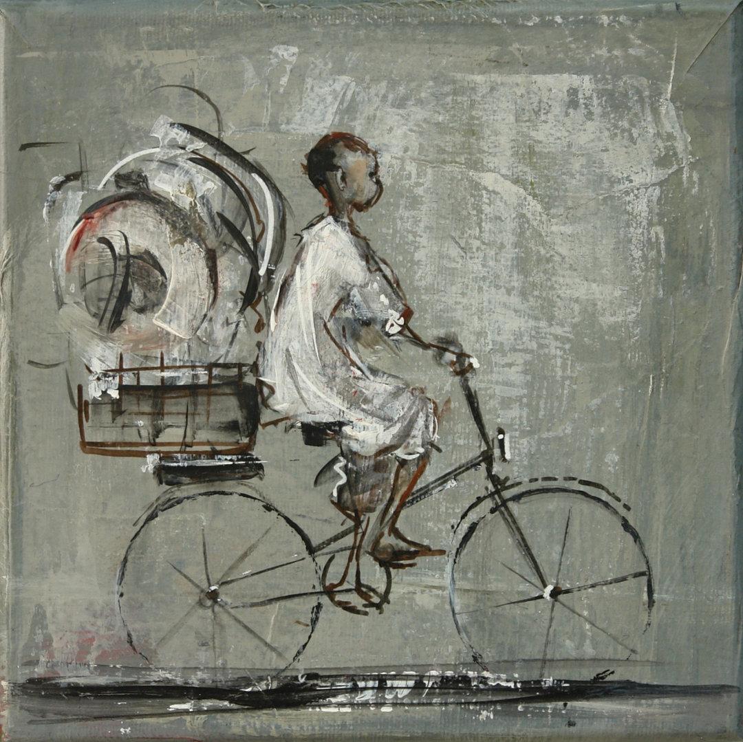 20X20cm - petie vélo