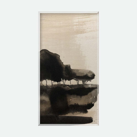 45X22cm - Paysage vertical