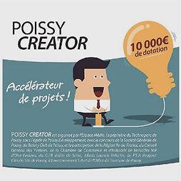 POISSY_CREATOR_INCUBATEUR_LAUREAT_MENTOR