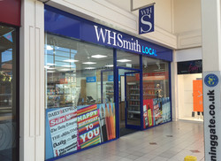 wh smith local - synergy signs