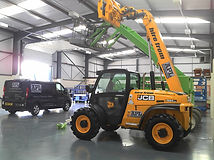 SYNERGY SIGNS PLANT MACHINERY GRAPHICS