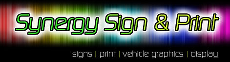 SYNERGY SIGNS synergy signs leigh wigan warrington RISLEY