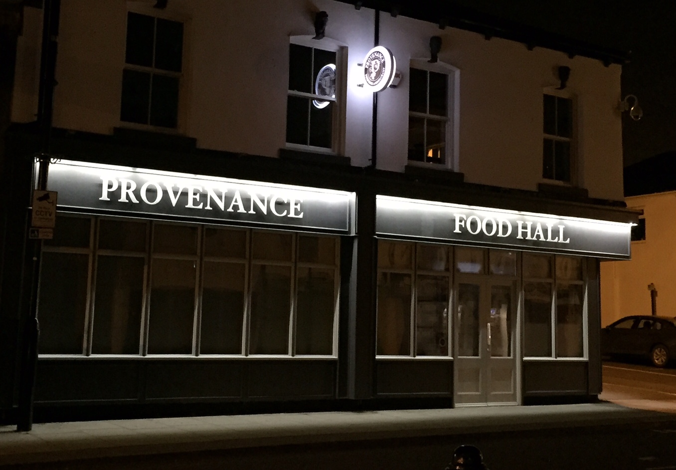 provenance synergy signs