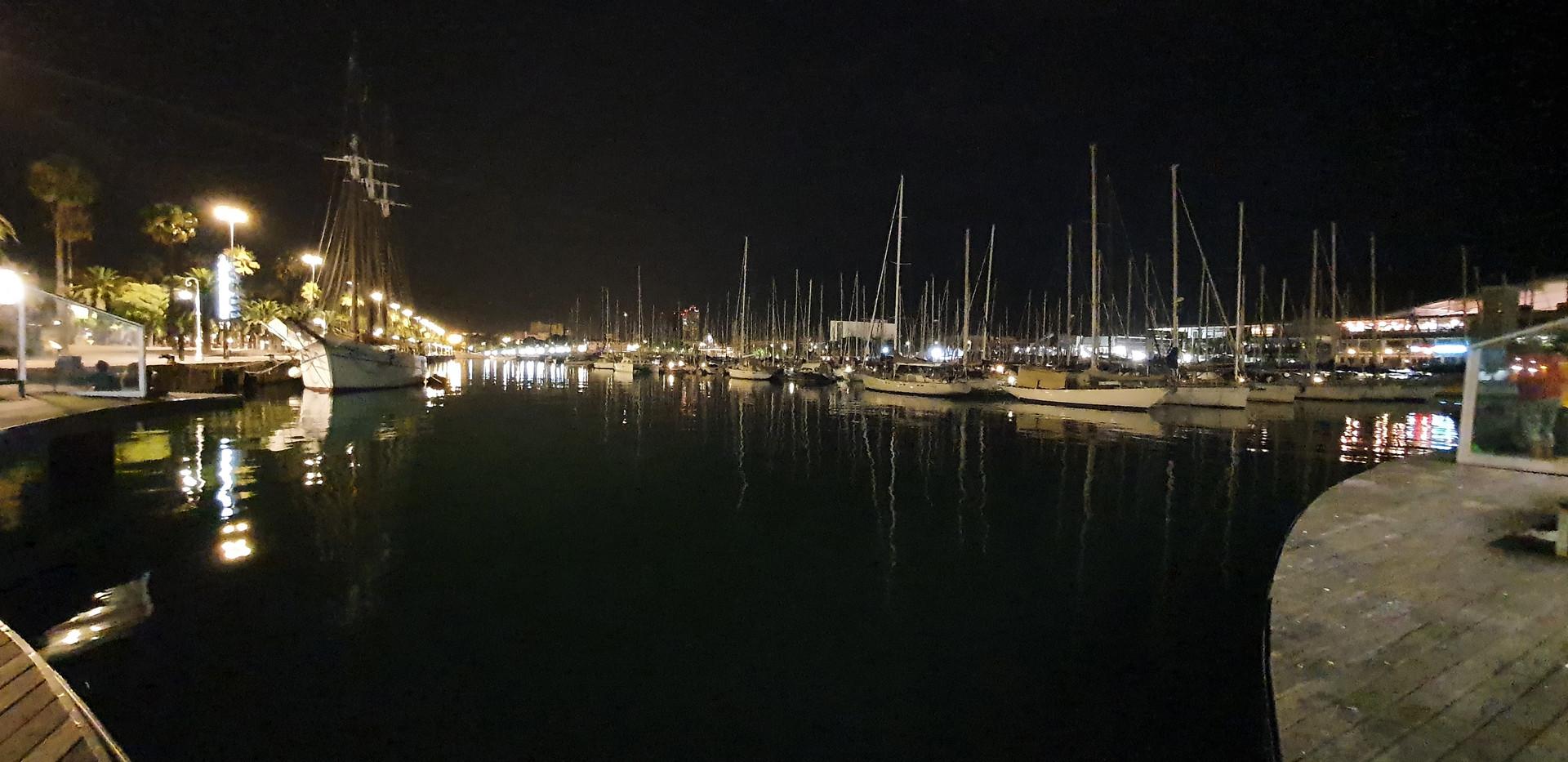 Barcelona Port!