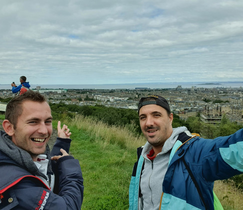 Gay trip Edinburgh
