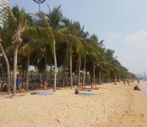 Jomtien Beach!