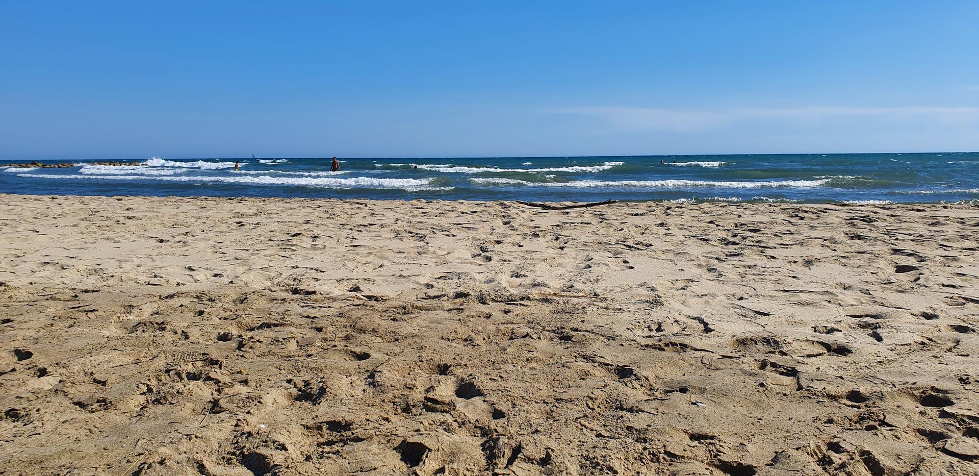 Gay beach - France