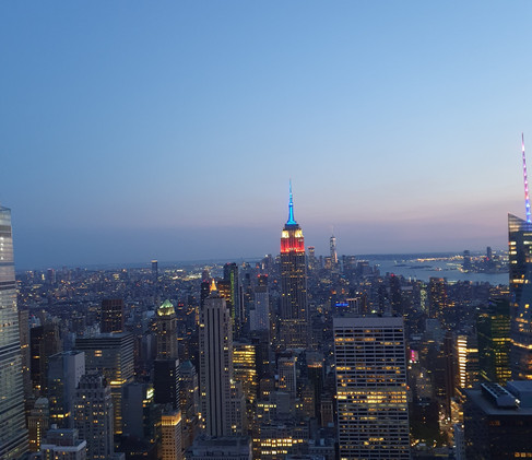 Gay city - New York