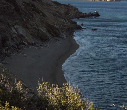 Matala Beach!