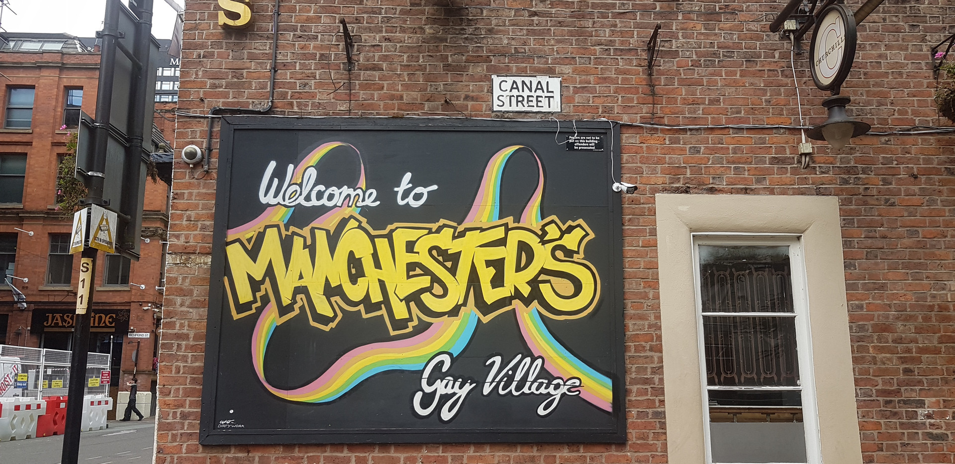 Gayest city Manchester