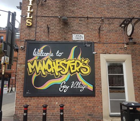 Gayest city Manchester