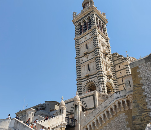 Marseille Cathedral