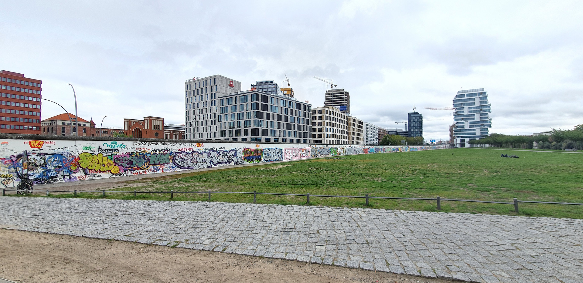 East Side Gallery , Berlin