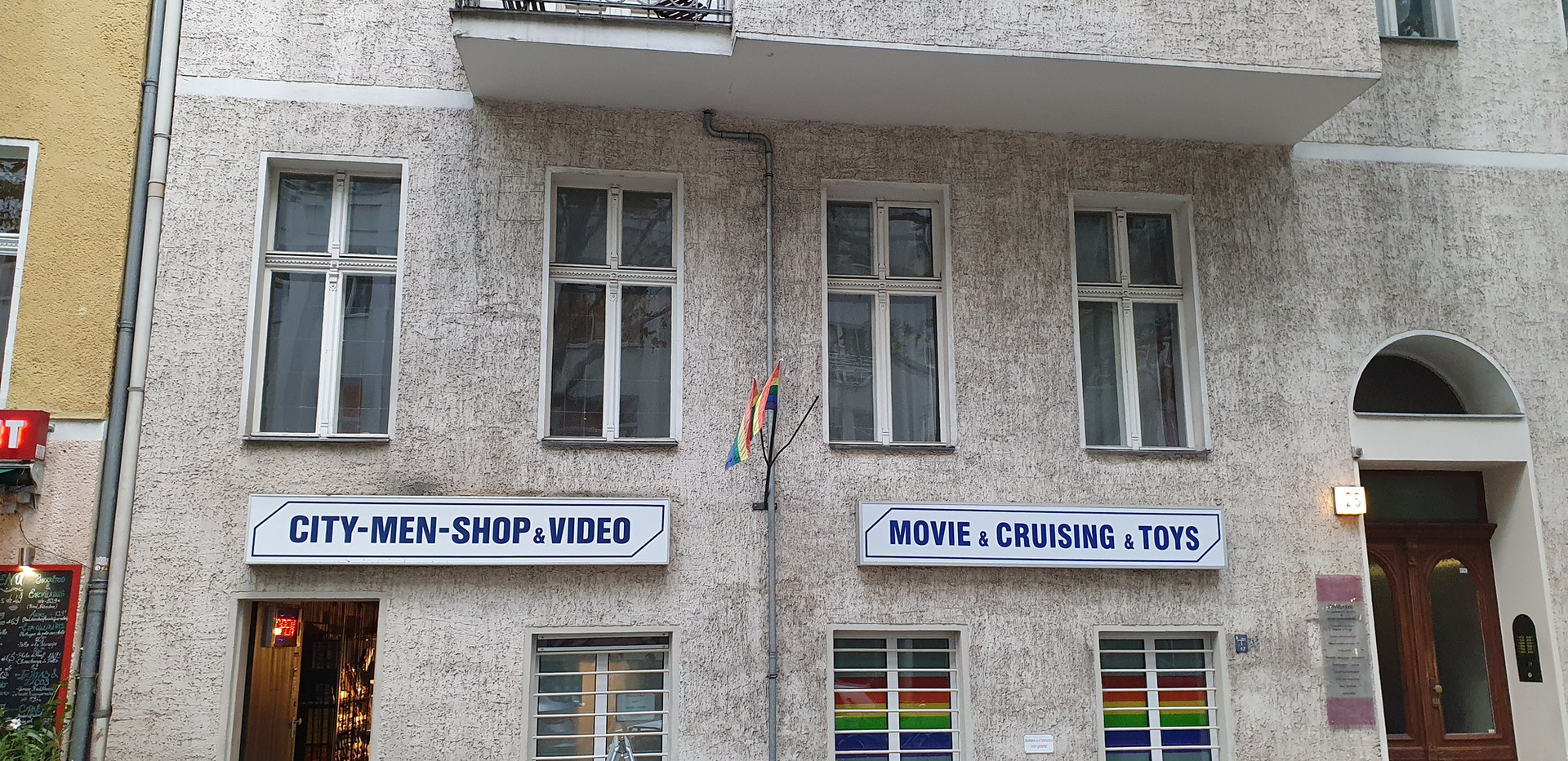 Gay zone Berlin!