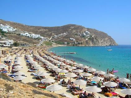 Gay beach - Mykonos