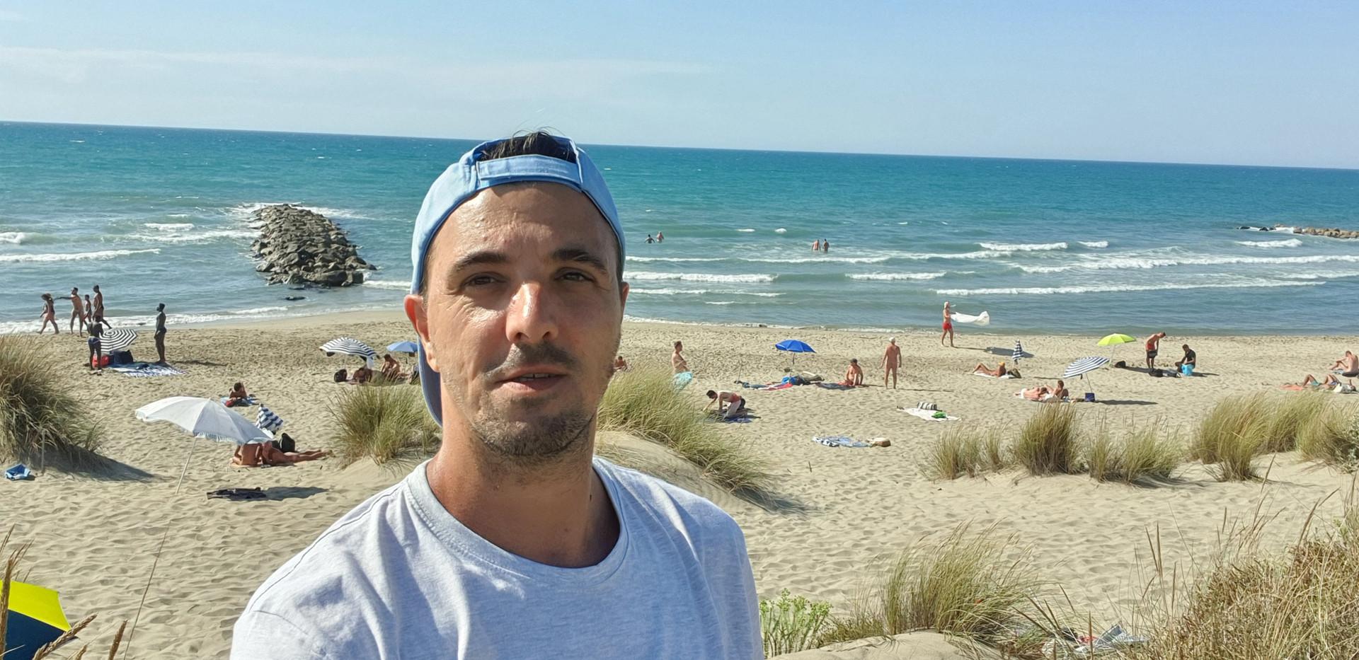 L'Espiguette Beach!