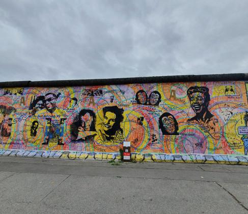 Street art in Berlin!
