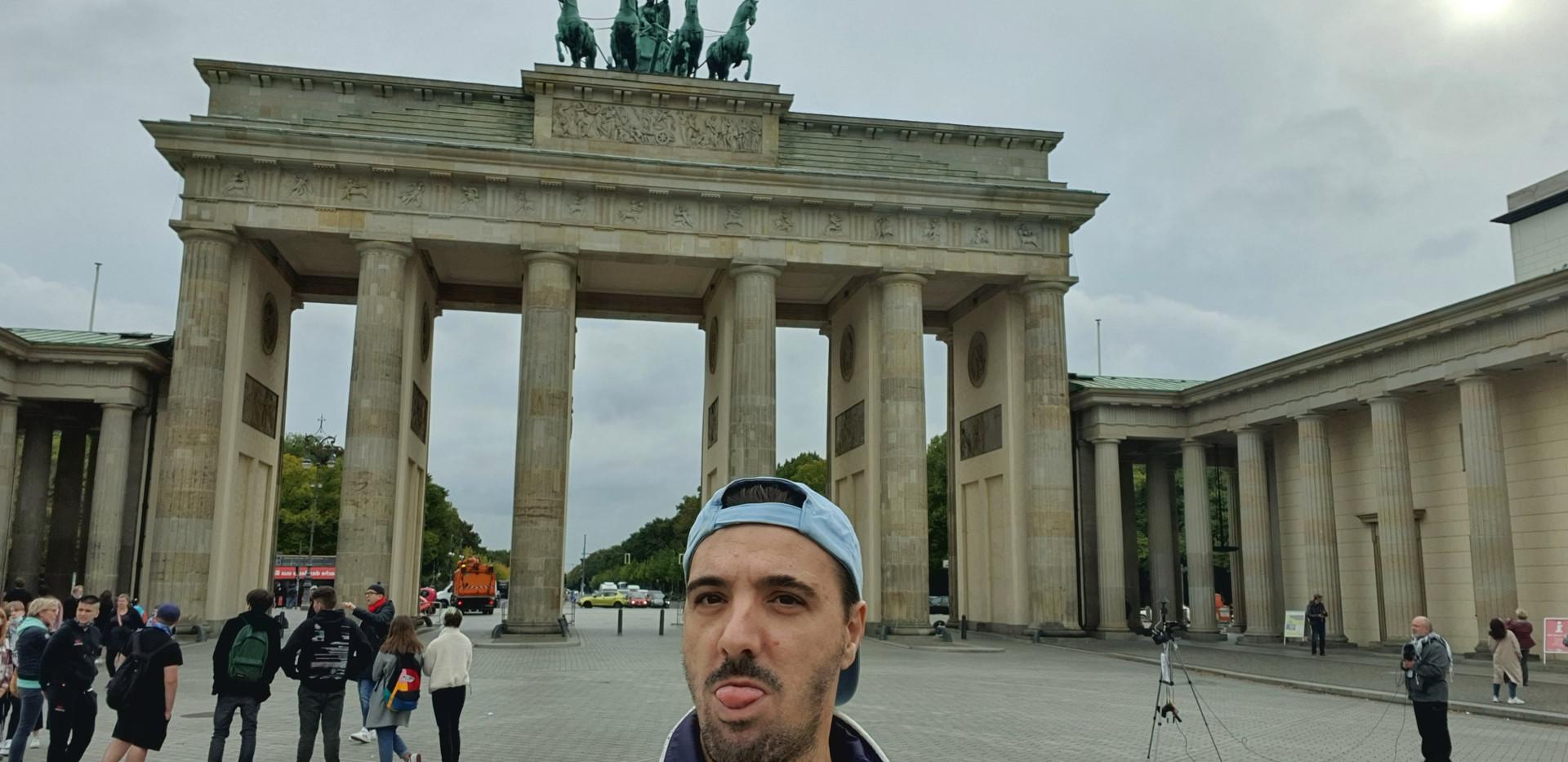 Brandenburger Tor!